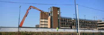 2008 – Demolished Multi-Storey Bute Street Car Park, Luton