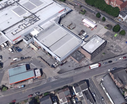 Saxon Shopping Centre Toilets, Bedford