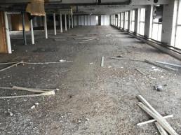 Asbestos Removal & Demolition Soft Strip, Countess Road, Northampton