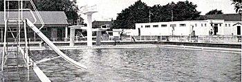 1989 – Demolished Newnham Outdoor Pool